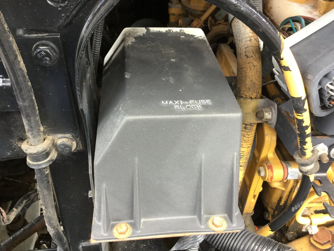 Chevrolet T6500 For Sale T660 Fuse Box