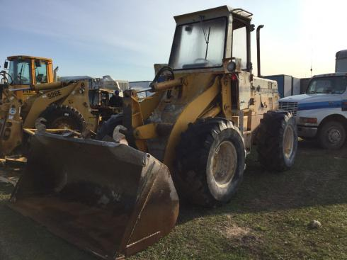 INTERNATIONAL 515WHEELLOADER