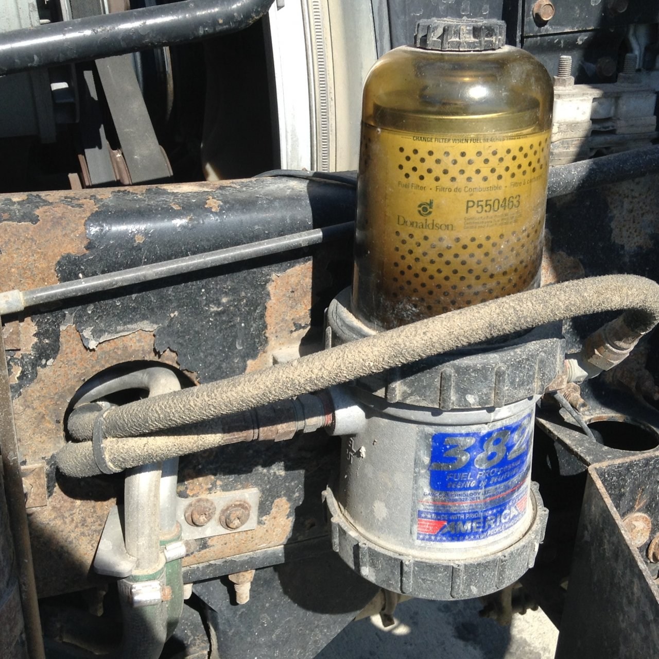 Cummins Isx For Sale Fuel Filter Price 10000