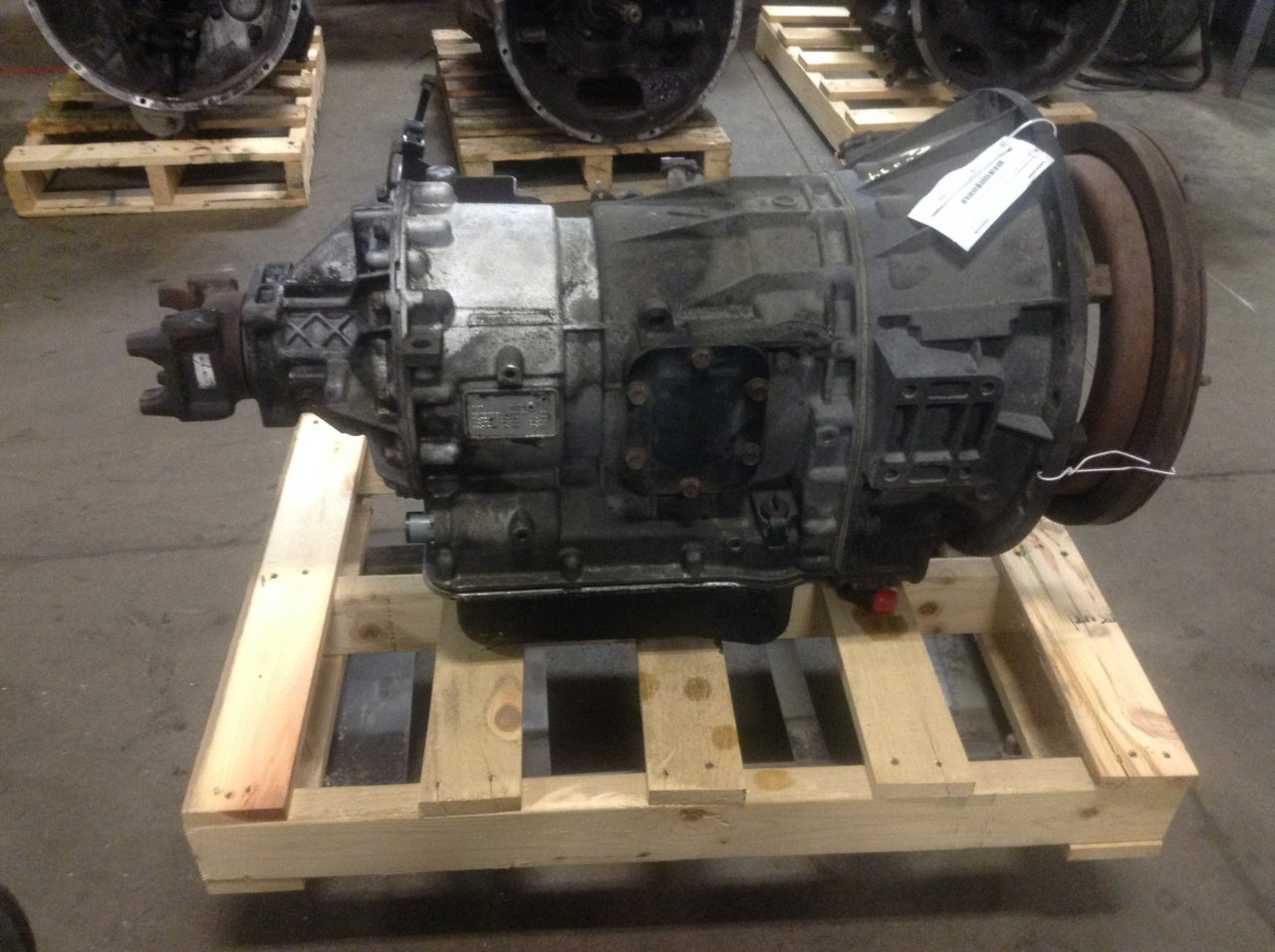 Allison 2400 Series Transmission - E004507