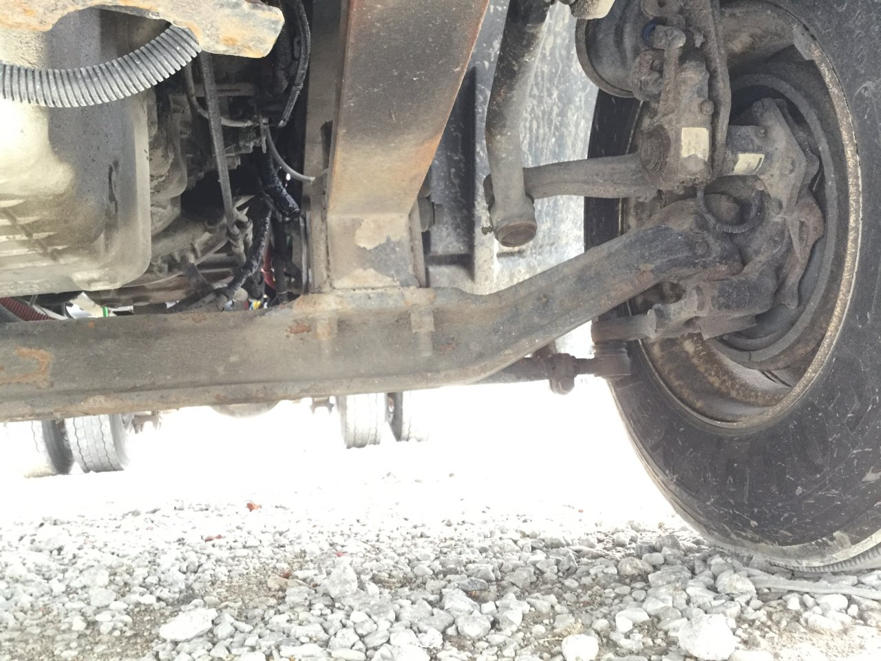 Alliance Axle AF-12.0-3 Axle Assembly, Front