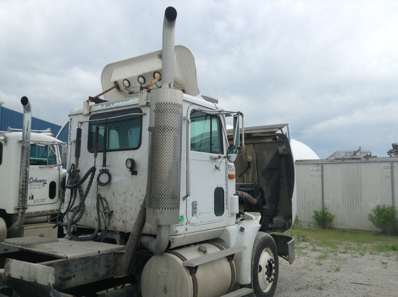 International 9400 Cab Assembly