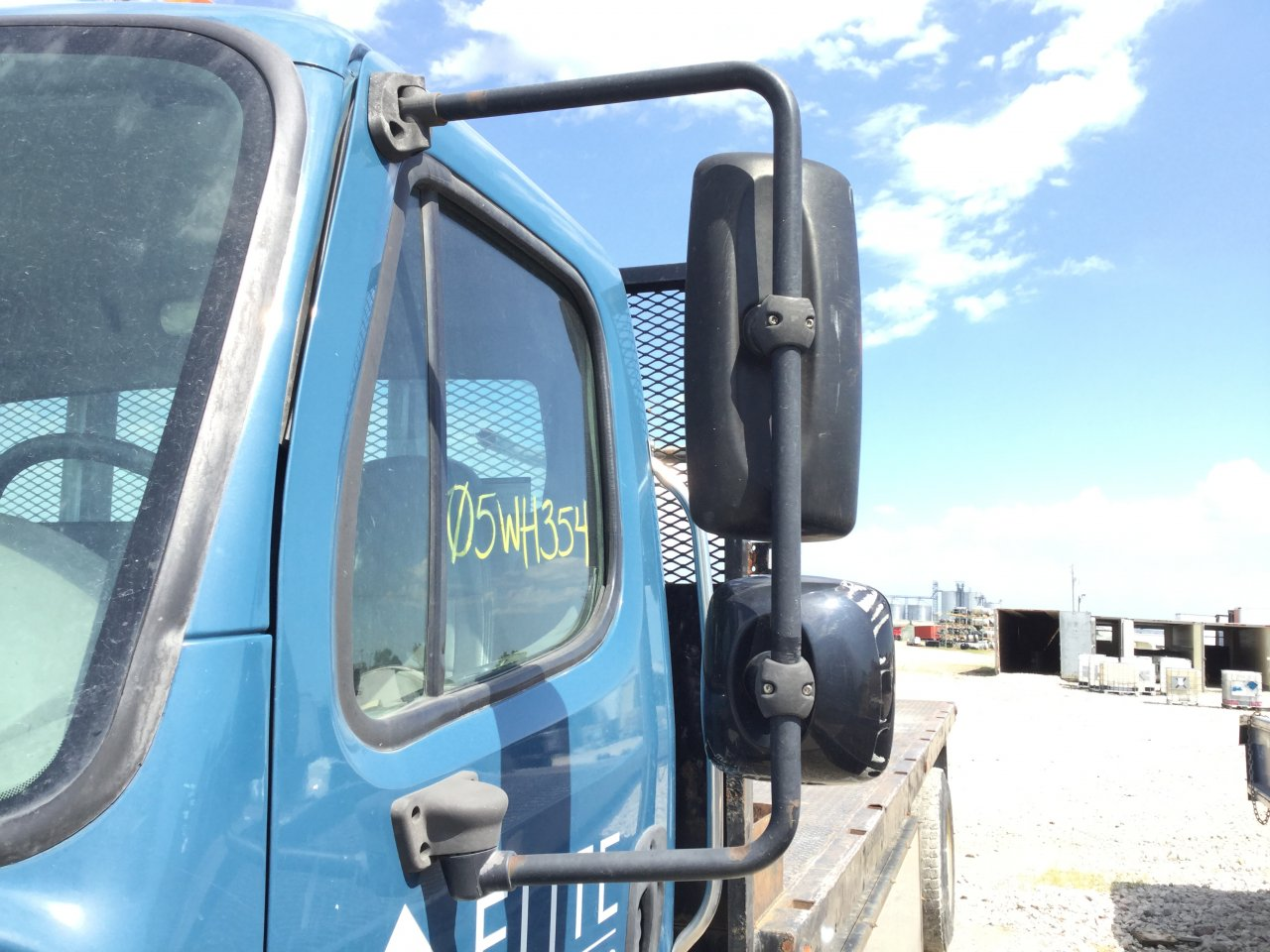 Freightliner M2 106 Door Mirror