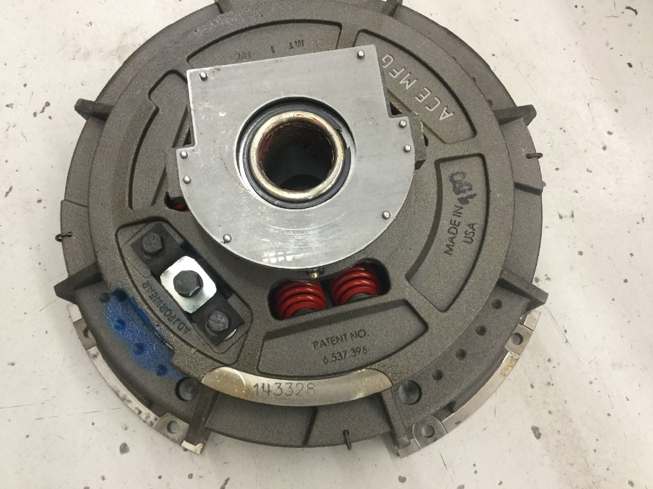 ACE Manufacturing C237-8 Clutch Assembly
