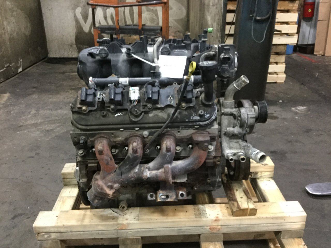GM 6.0L Engine Assembly