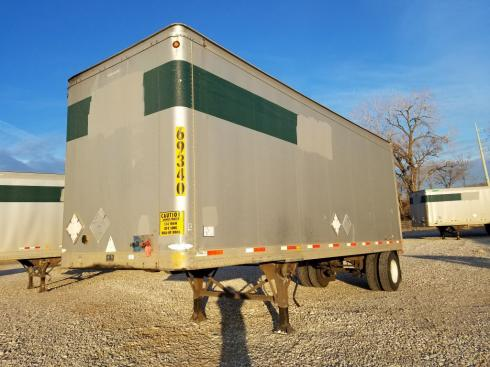 TRAILMOBILE TRAILER