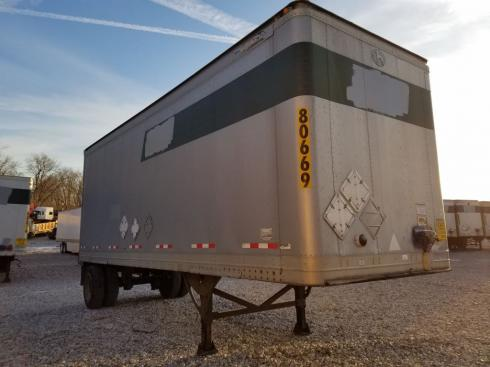GREAT DANE TRAILER