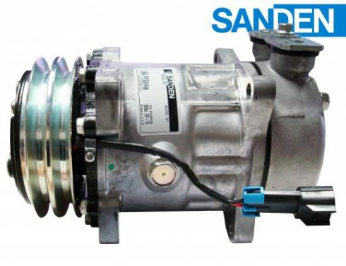 PETERBILT 379 Air Conditioner Compressor