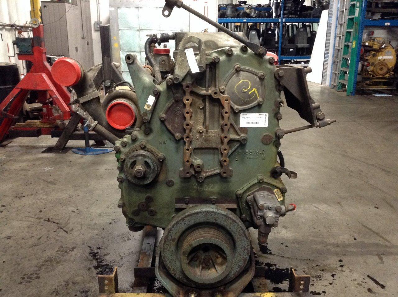 DETROIT 60 SER 12 7 Engine Assembly