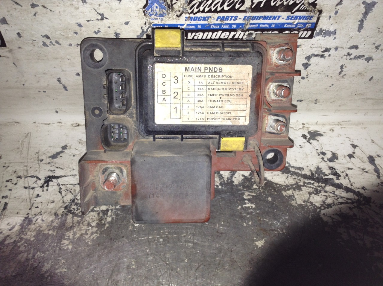 FREIGHTLINER CASCADIA Electrical, Misc  Parts