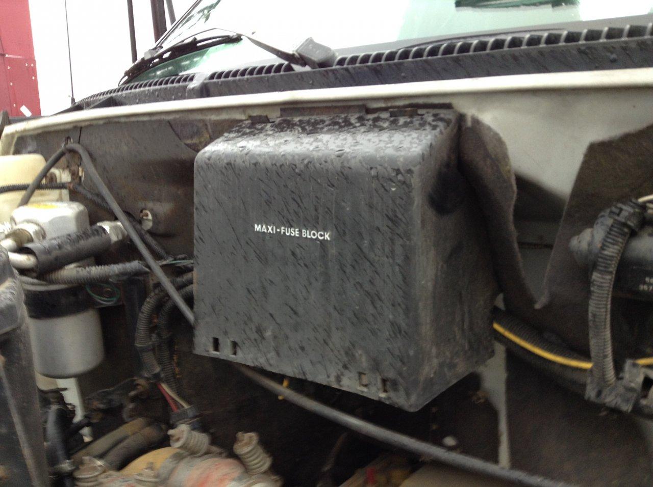 [ZTBE_9966]  GMC Topkick Fuse Box | Chevrolet Kodiak C6500 Fuse Box |  | Vander Haag's