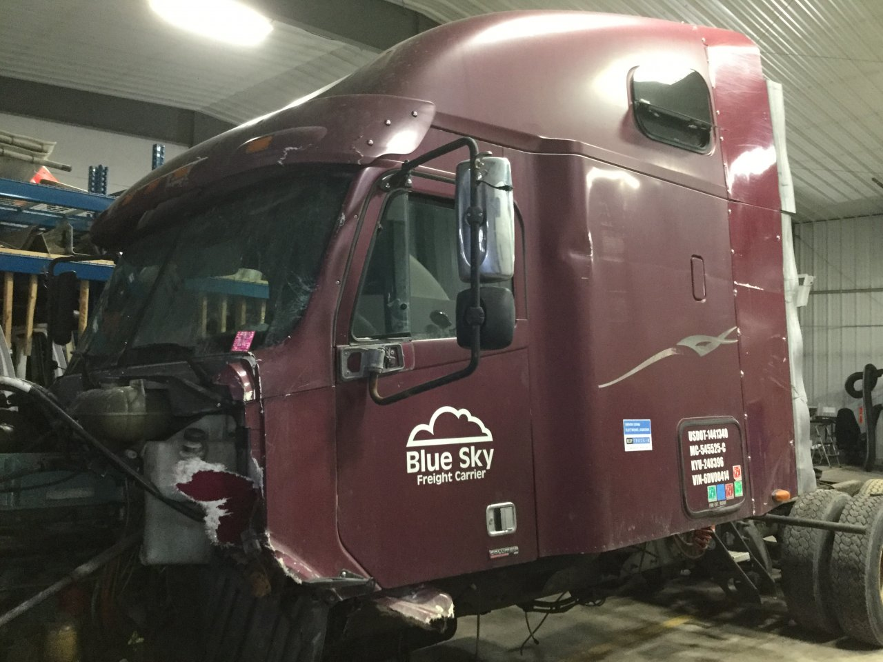 Freightliner COLUMBIA 120 For Sale | VanderHaags com