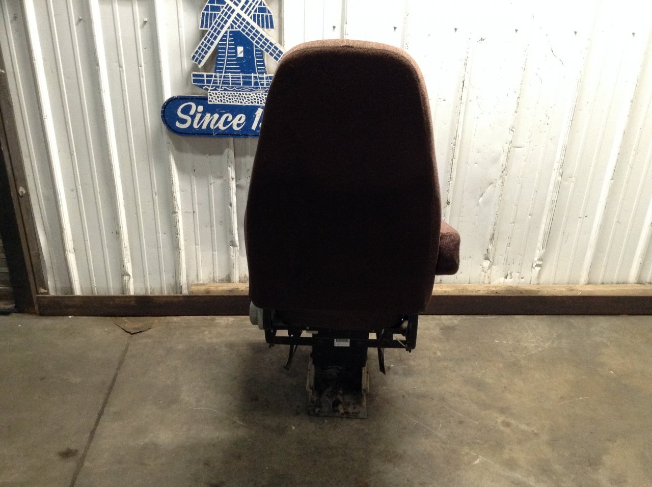 Blue Bird Vision Seat, Air Ride