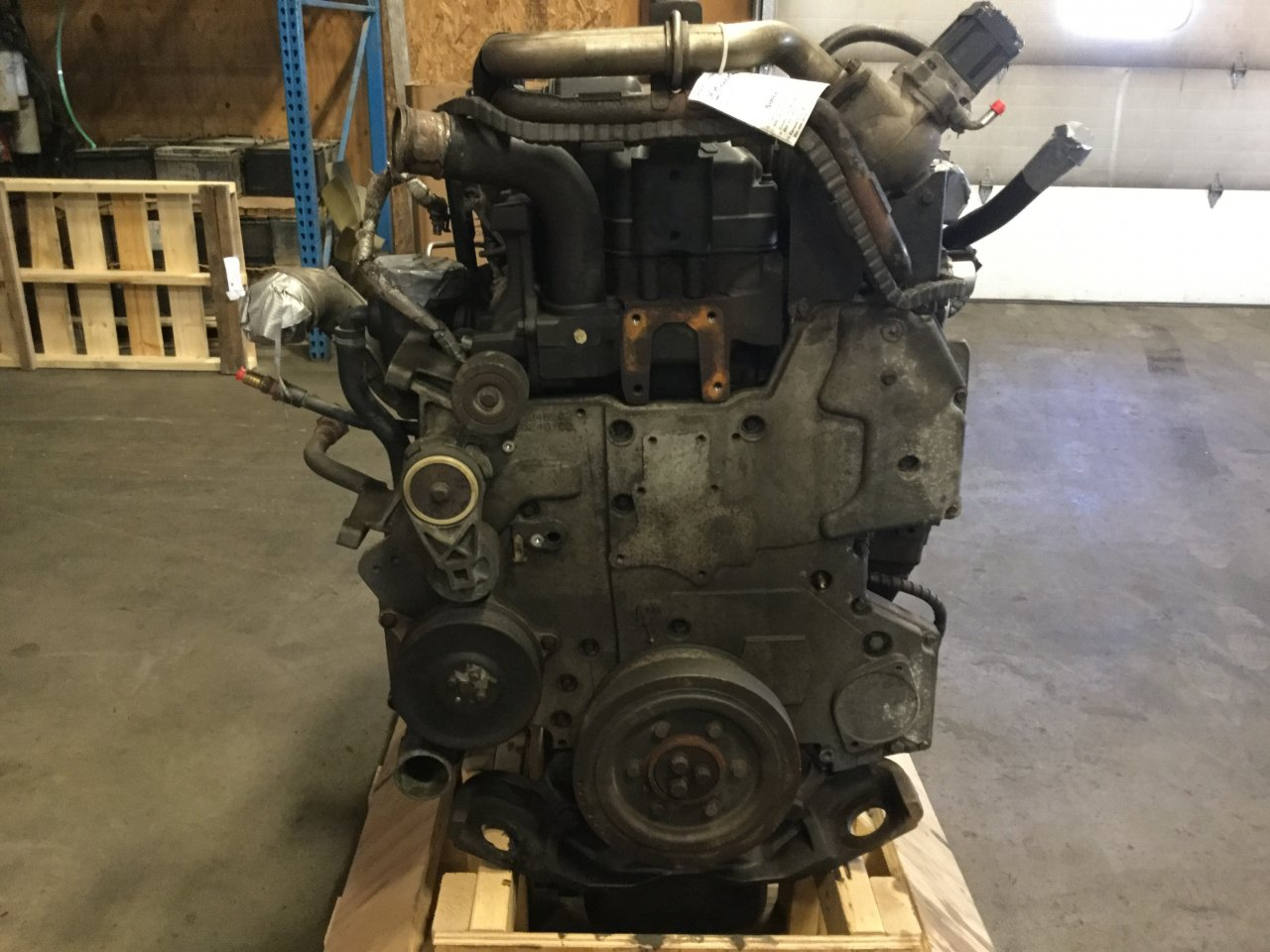 INTERNATIONAL MAXXFORCE DT Engine Assembly