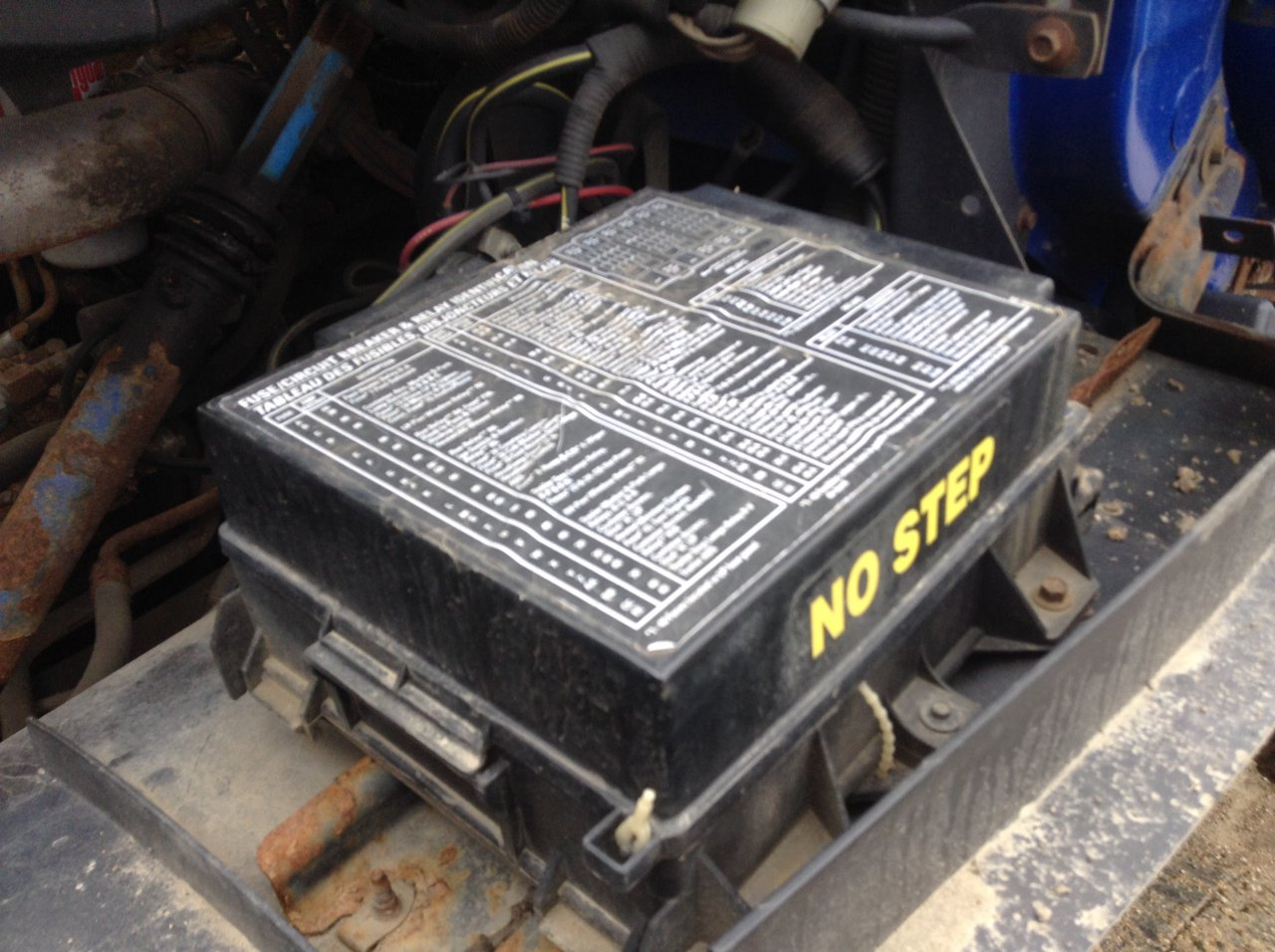 2000 sterling l7501 fuse box | ebay  ebay