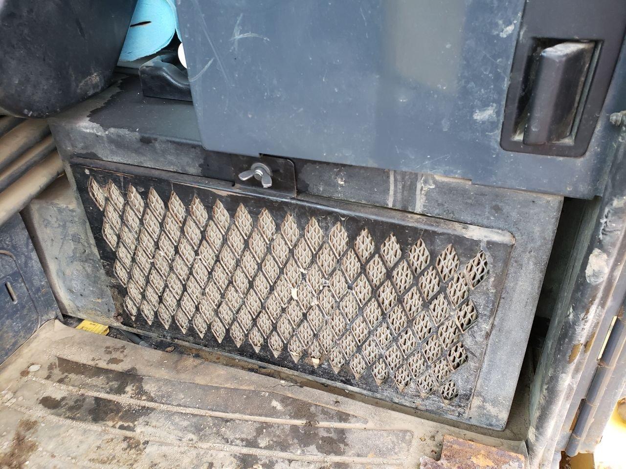 John Deere 824J HVAC Parts