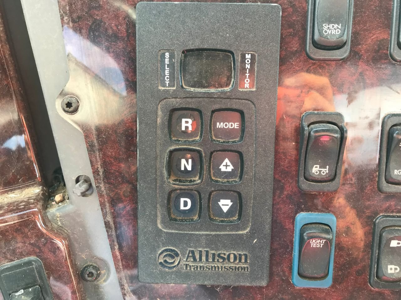 Allison 2300 RDS Electric Shifter - 29551495