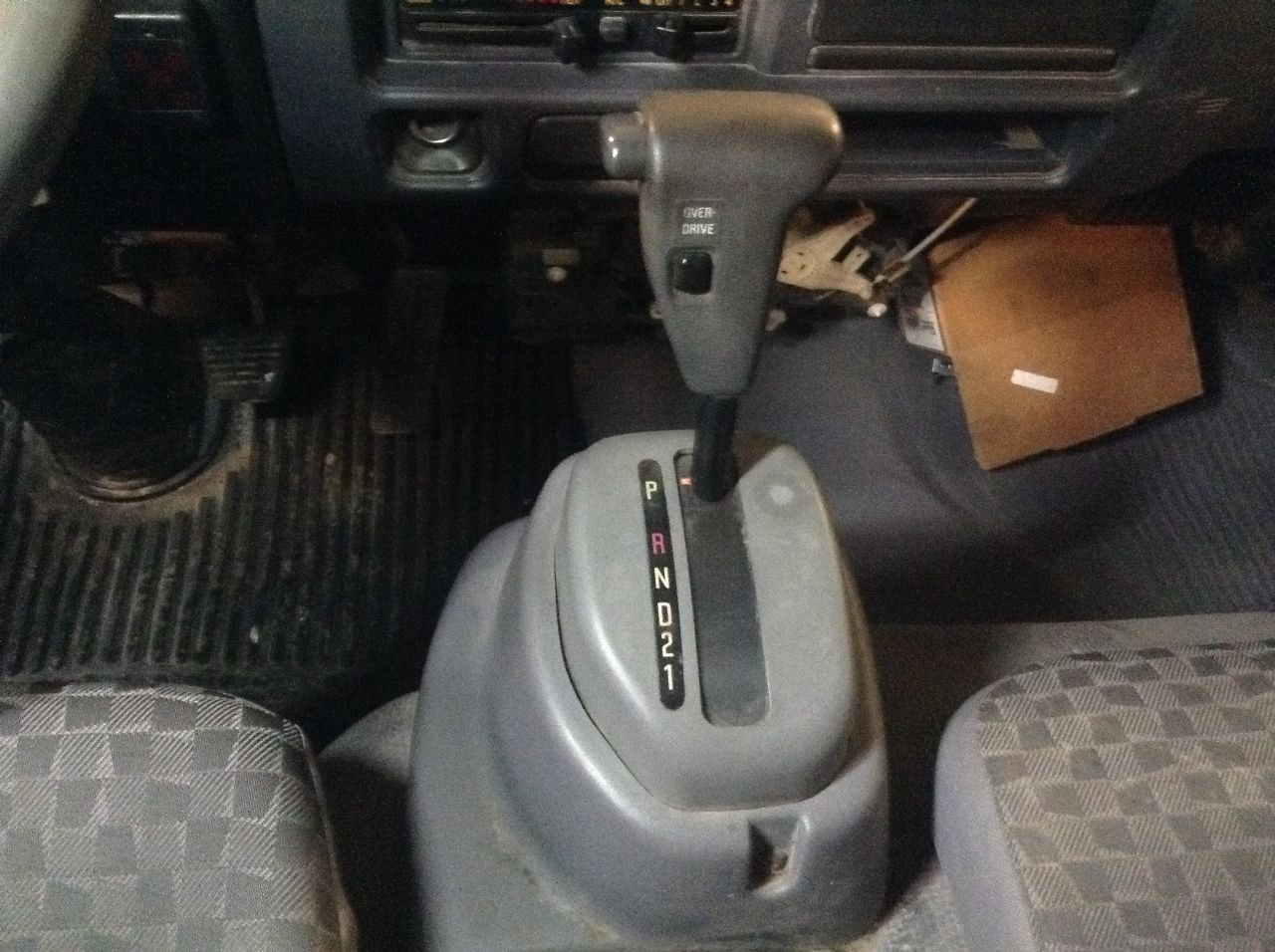 Aisin Seiki Other Shift Lever
