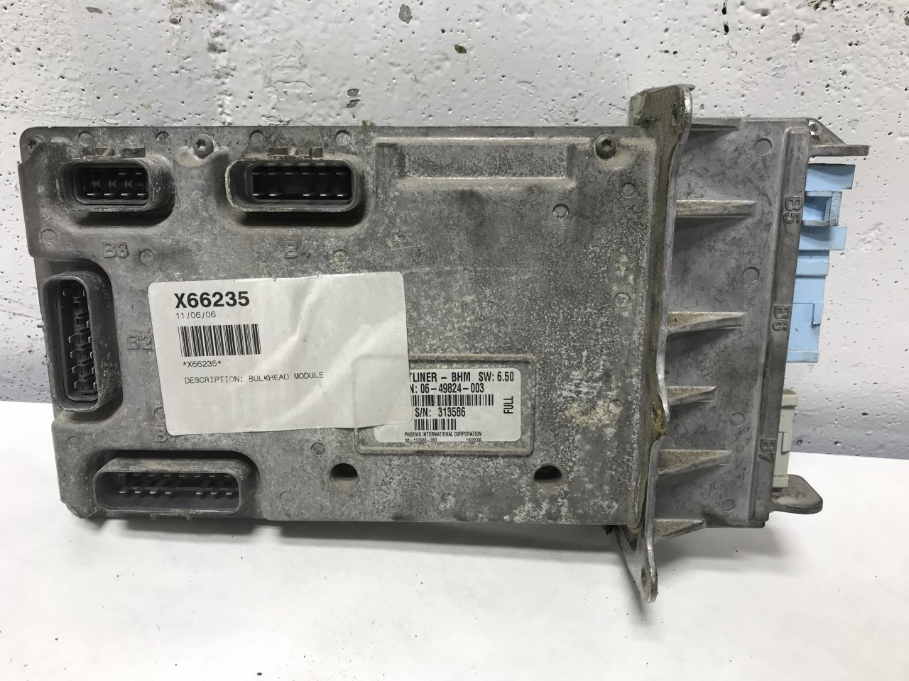 For 2003-2011 Freightliner M2 106 Multi Function Switch Dorman 24859RY 2004 2009