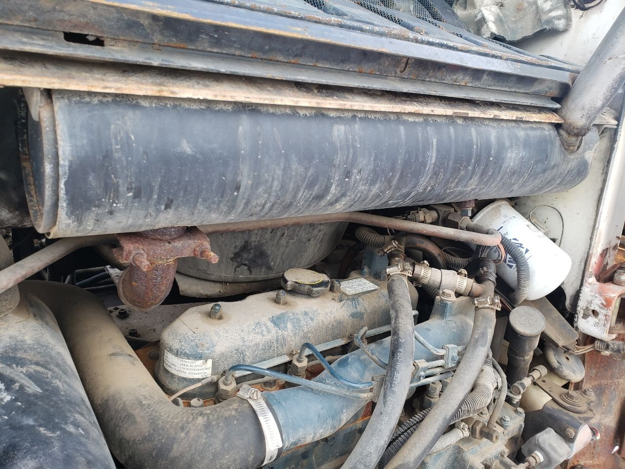 Bobcat 7753 Exhaust - 6671667