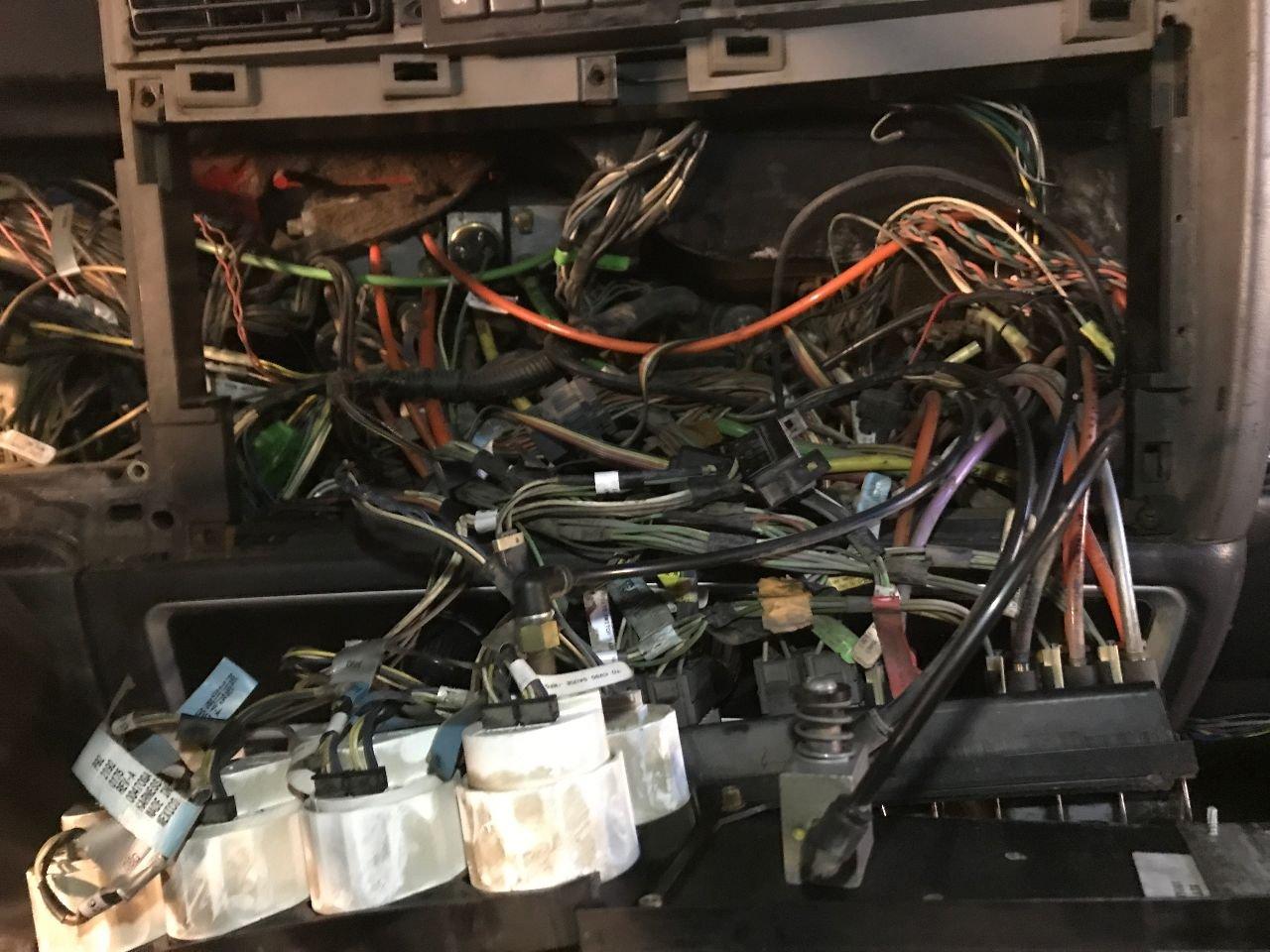 [TBQL_4184]  Kenworth T600 Wiring Harness, Cab | Kenworth T660 Dash Wiring Harness |  | Vander Haag's