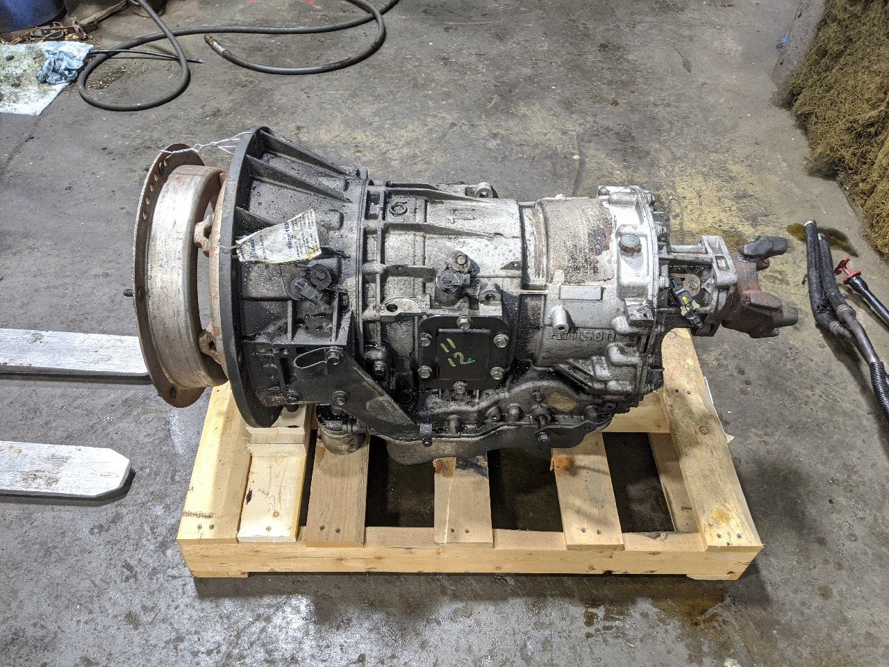 Allison 2100 RDS Transmission