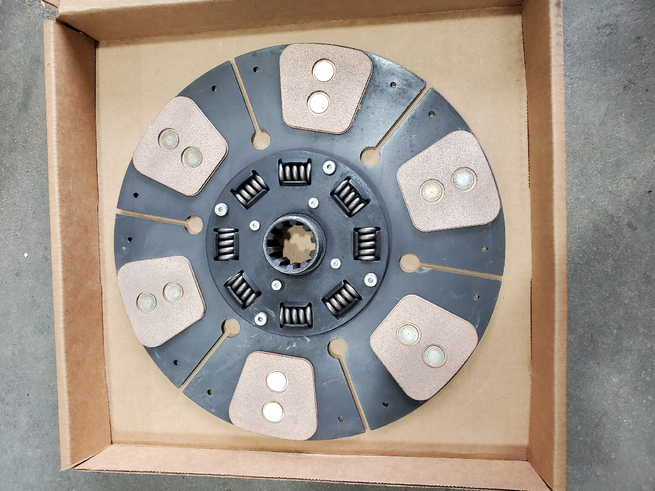 AP TPCD4182 Clutch Disc