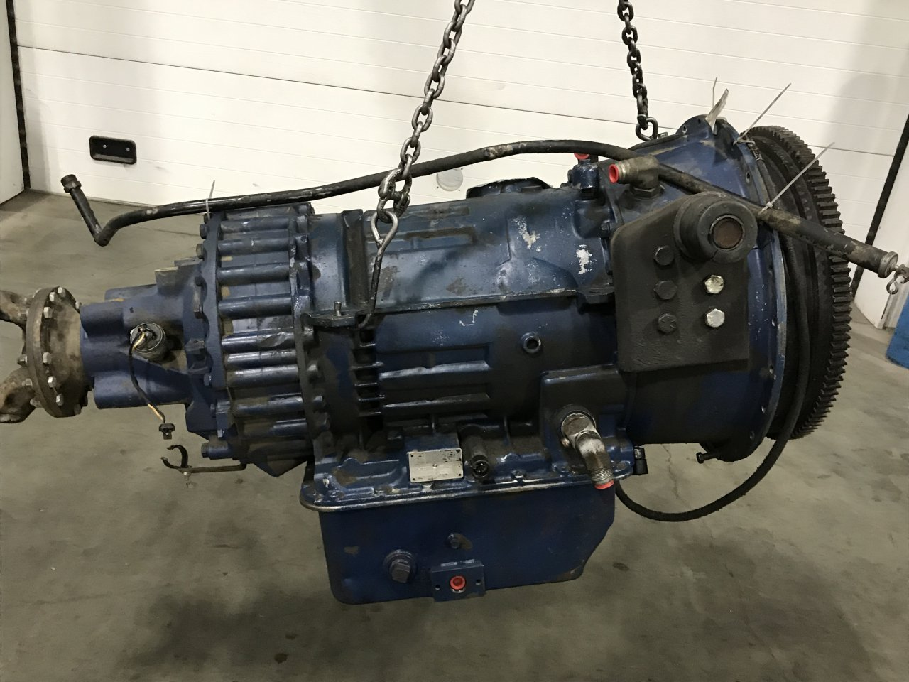 Allison HT755CR Transmission