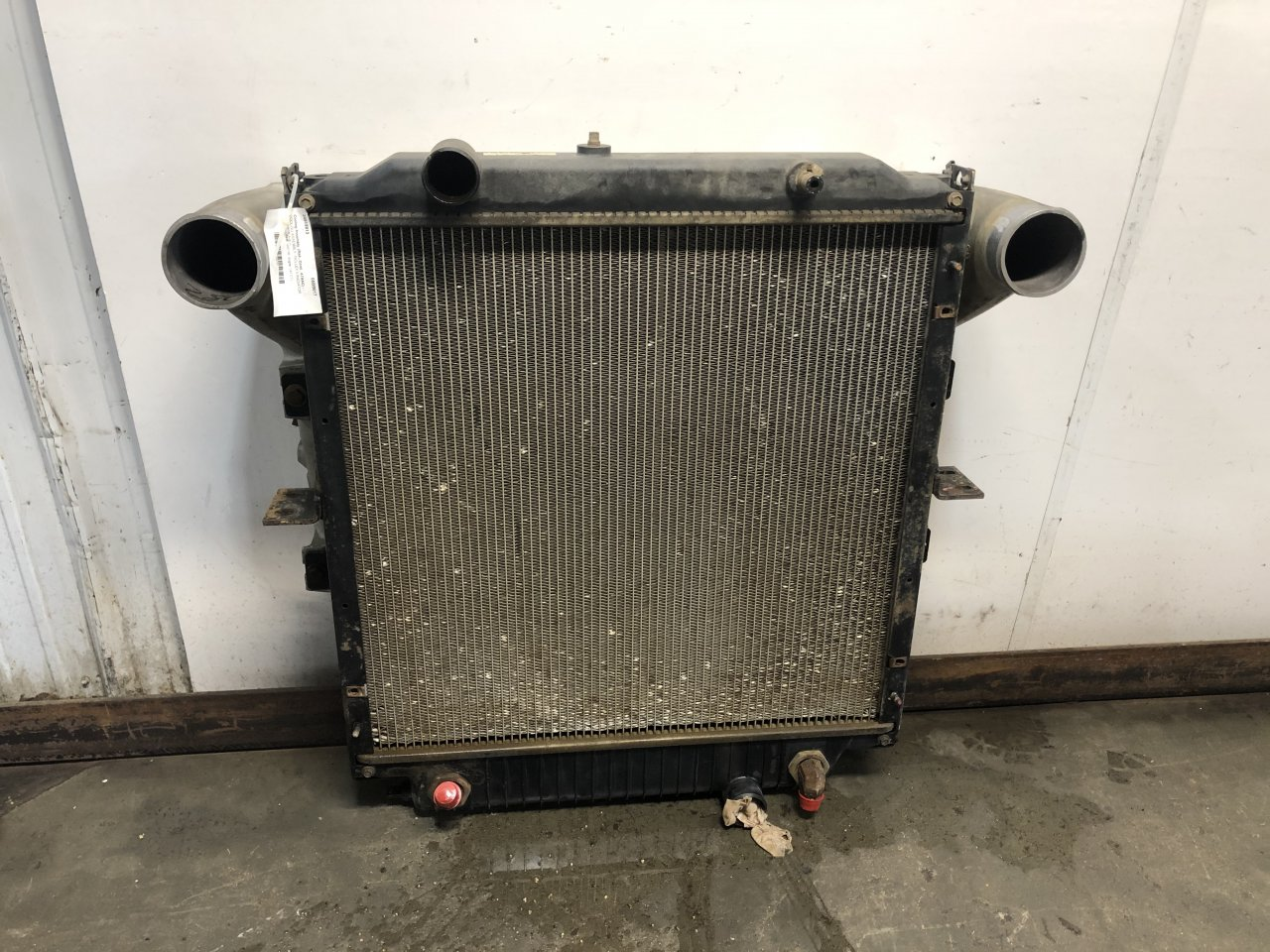 Blue Bird Vision Cooling Assembly. (Rad., Cond., ATAAC)