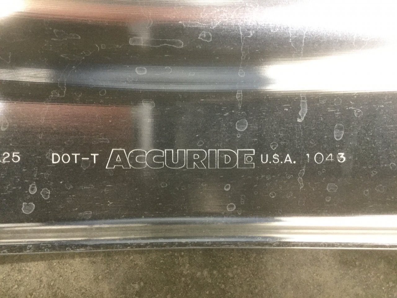 Accuride 29362ANP Wheel - 29362ANP