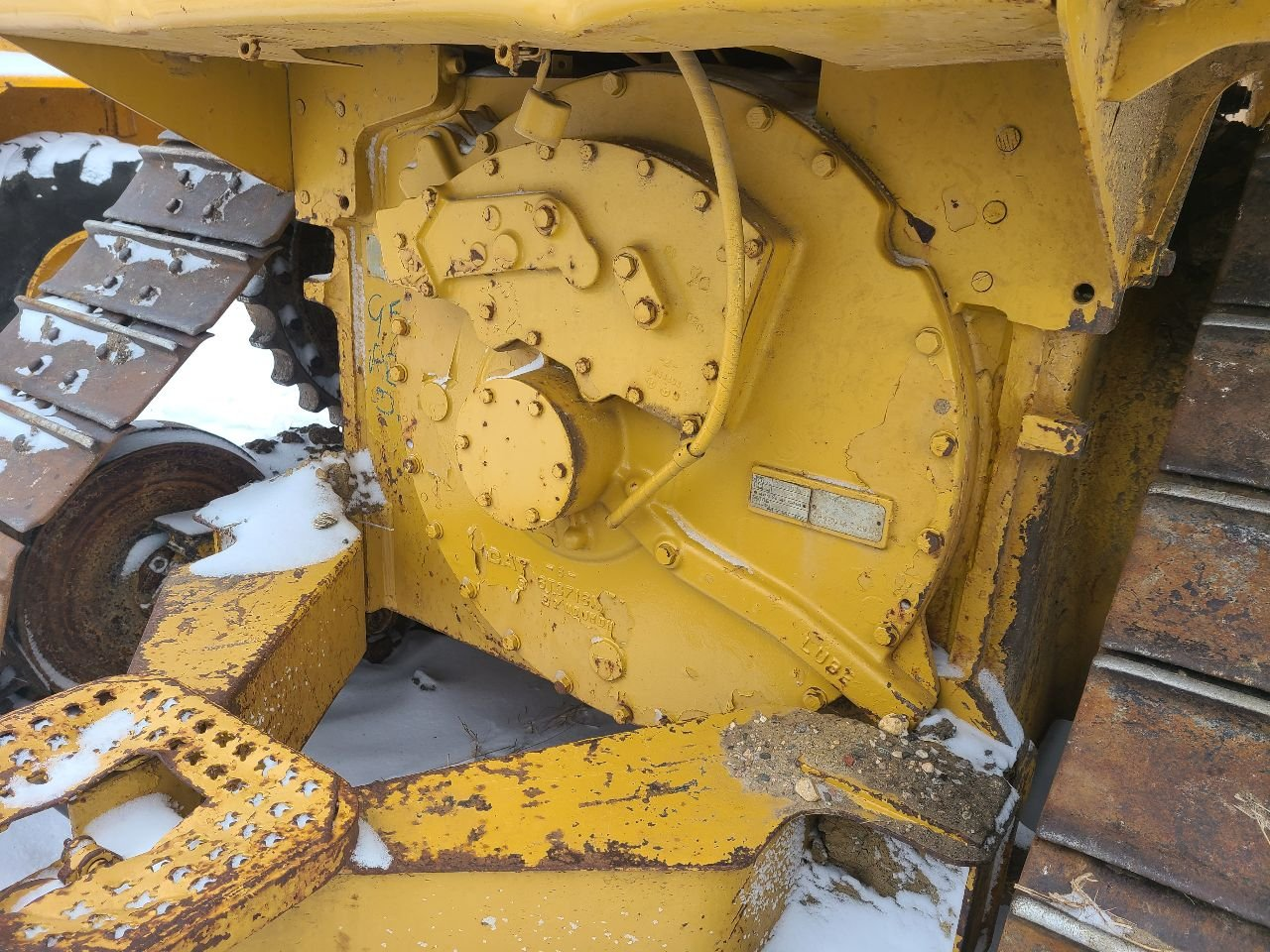 CAT D4H II Transmission - 3T-8315