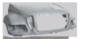 Ford F750 Hood