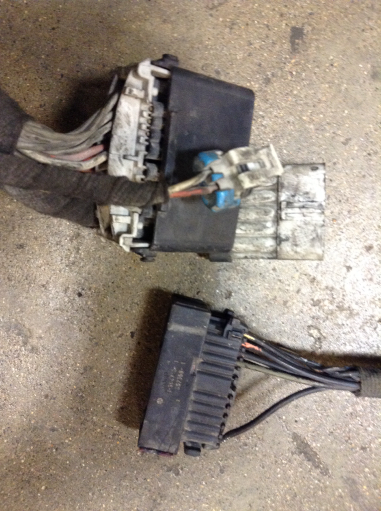 Allison 2100 HS Wire Harness
