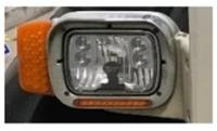 Peterbilt 379 Headlamp