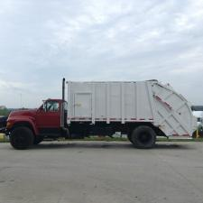 FORD F8000 Parts Unit
