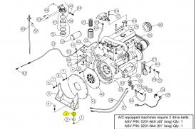 ASV RC100  Misc. Parts