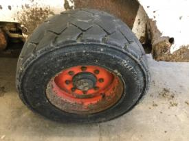Bobcat S250 Tire and Rim
