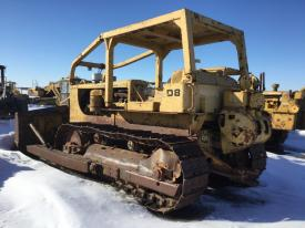 CAT D8 Roll Over Protection