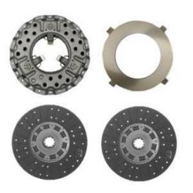 AP Truck Parts TP140-1072R Clutch Assembly