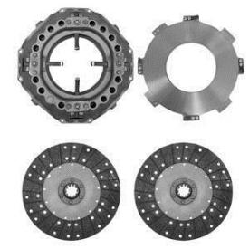 AP Truck Parts TP-6104R Clutch Assembly