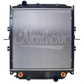 Blue Bird Vision Radiator