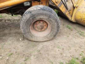 Case 580B Tire and Rim