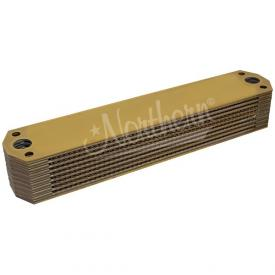 Cummins ISX Oil Cooler
