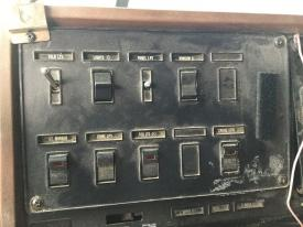 International 9700 Dash Panel