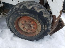 Bobcat 763 Tire and Rim