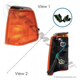 Volvo WIA Parking Lamp
