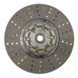 AP Truck Parts TPCD5139 Clutch Disc