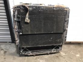 Peterbilt 365 Cooling Assembly. (Rad., Cond., ATAAC)