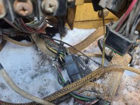 CAT 312CL Equip Wiring Harness
