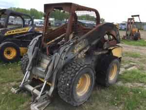 NEW HOLLAND L230 Equipment Parts Unit